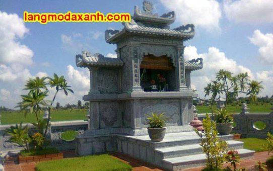 Nhận làm mộ đá giá rẻ, đẹp tại tỉnh Sơn La | Lăng mộ đá Sơn La